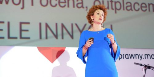 konferencja I love marketing mariaż miękkiego HRu z twardym marketingiem Paulina Mazur
