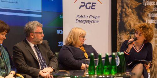 debata GMC Paulina Mazur moderator