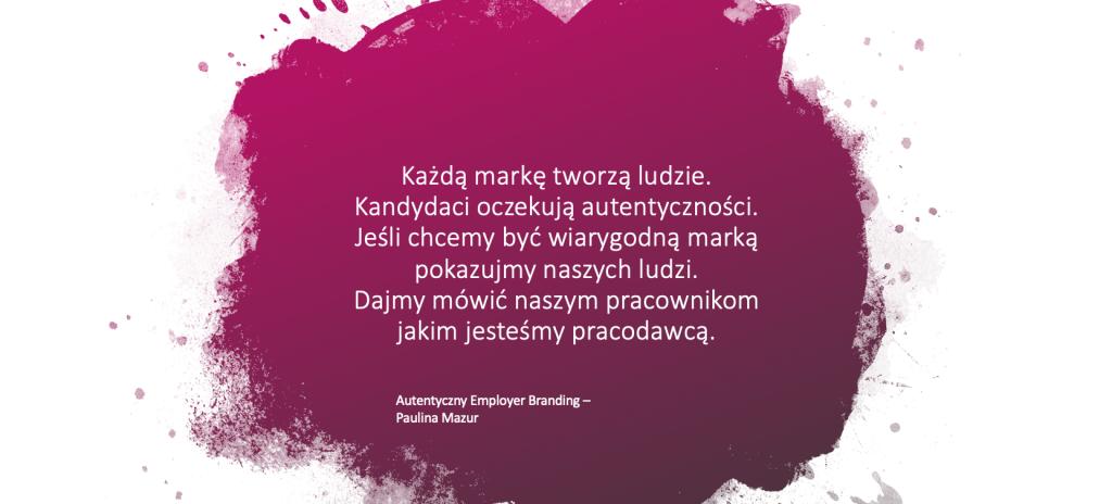 pracownicy w marketingu rekrutacyjnym są autentyczni