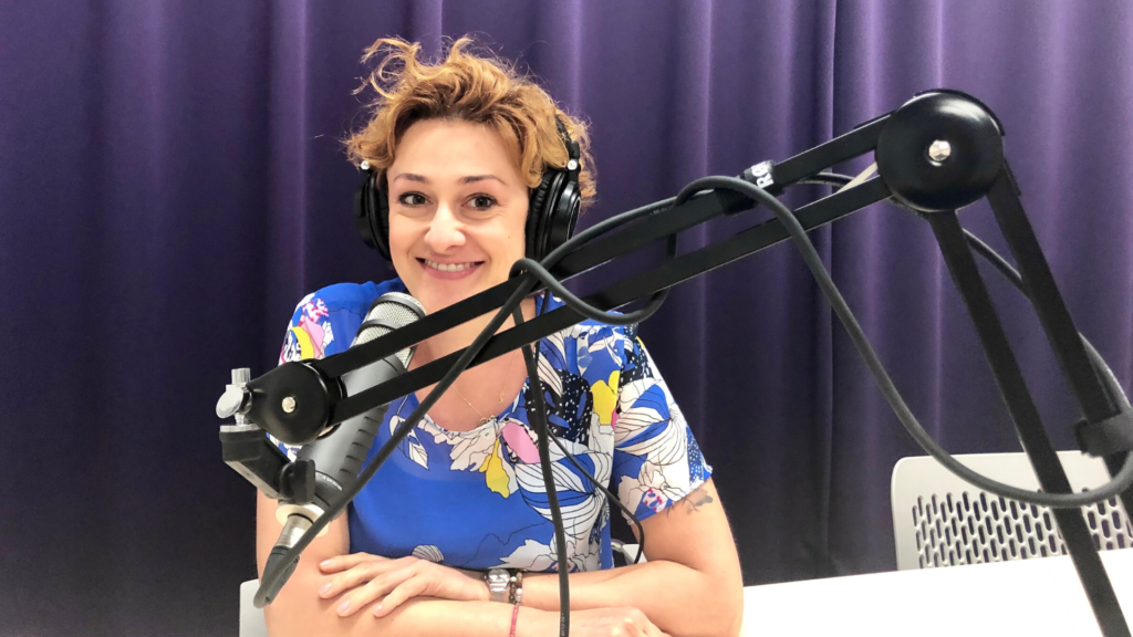 podcast Paulina Mazur