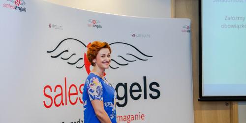 Paulina Mazur Sales `ange