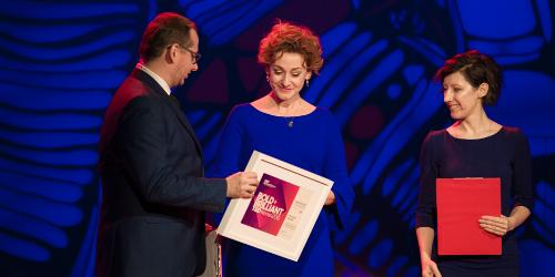 Paulina Mazur TEDx Warsaw Woman