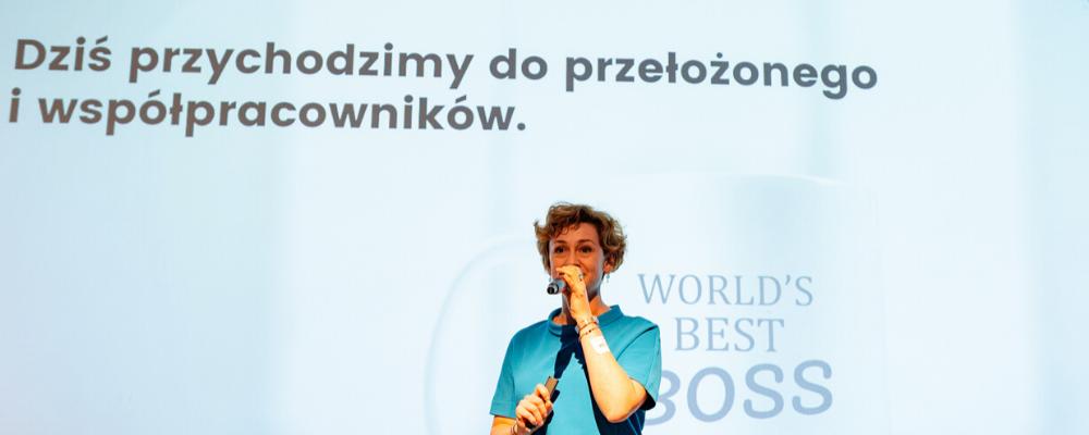 Paulina Mazur boss branding prezentacja