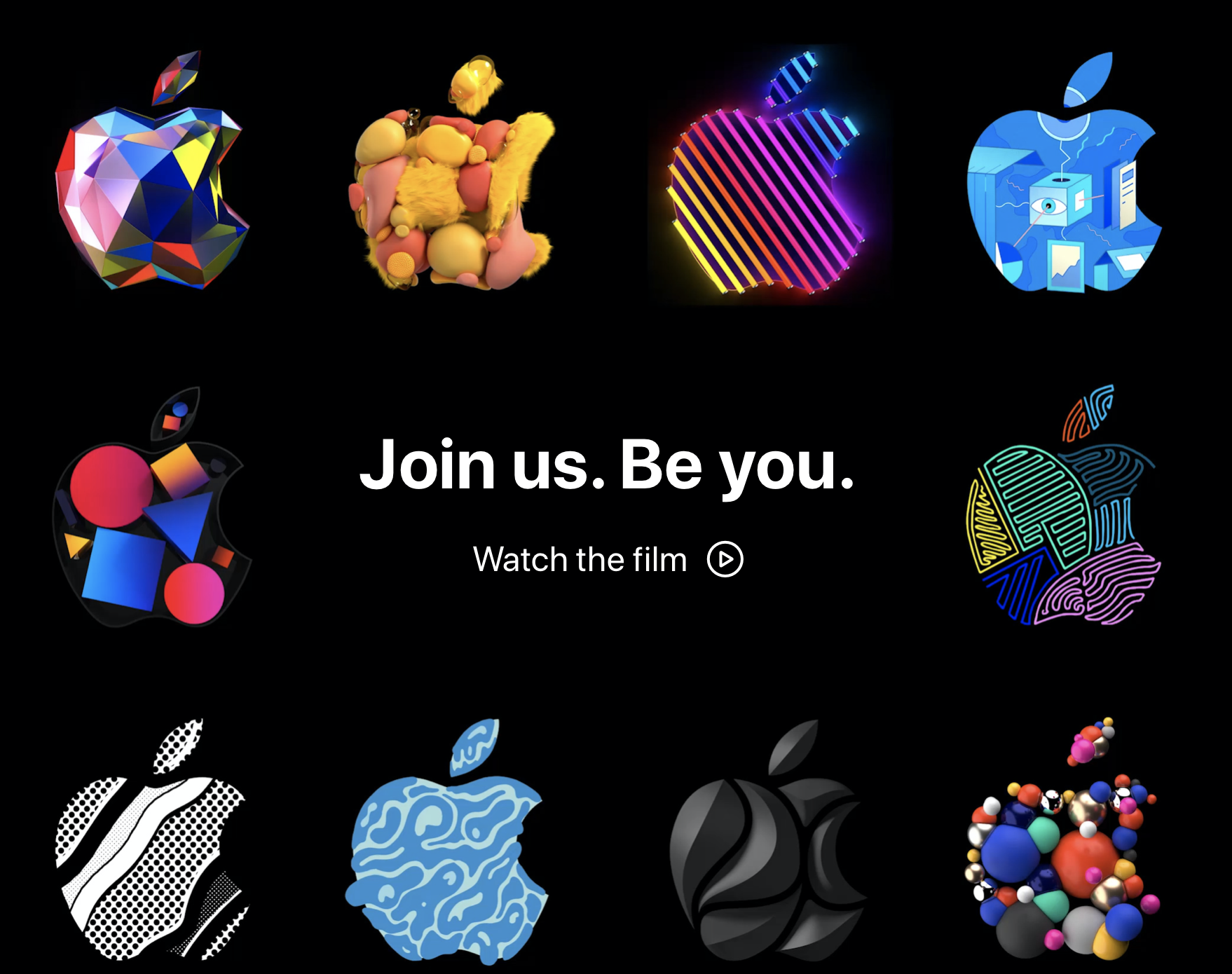 Apple na blog