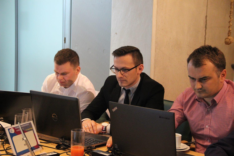 zespół na konkursie GMC Poland