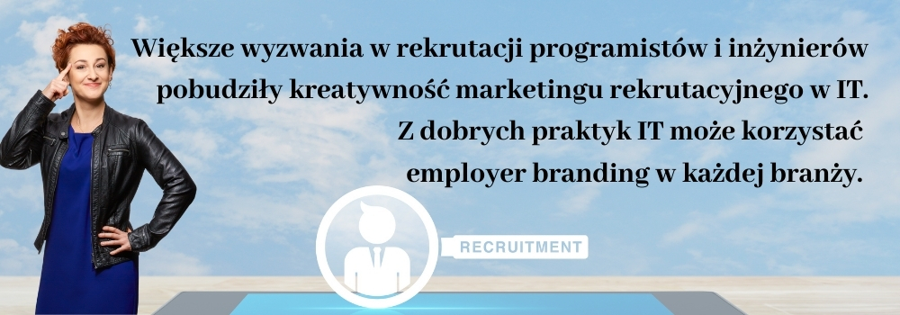 marketing rekrutacyjny IT Paulina Mazur blog